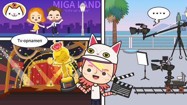 Miga Stad:TV Shows screenshot 4