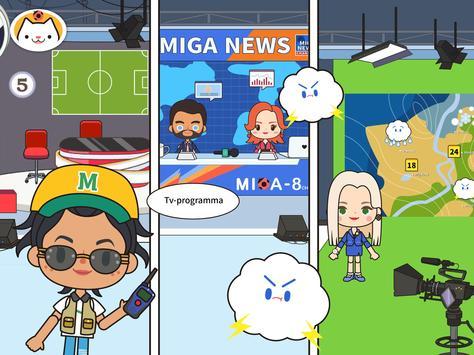 Miga Stad:TV Shows screenshot 7