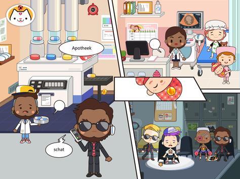 Miga Stad: Ziekenhuis screenshot 8