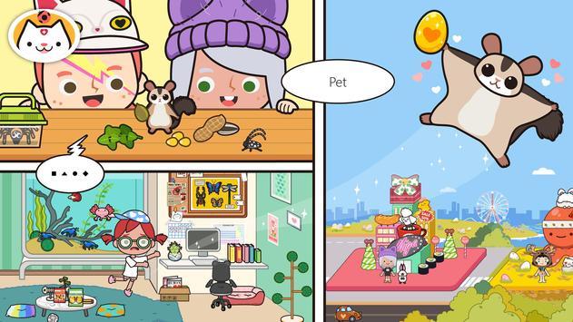 Miga Stad: Pets screenshot 10