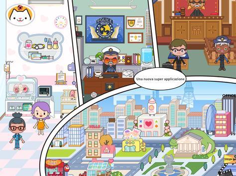 8 Schermata Miga città: mondo