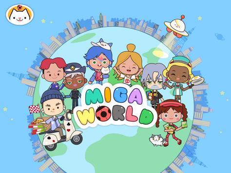 Miga Şehrim: Dünya Ekran Görüntüsü 5