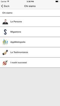 Migastone Milano est screenshot 1