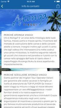Atonga Viaggi screenshot 1