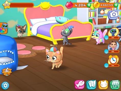Kitty Keeper: Cat Collector screenshot 11
