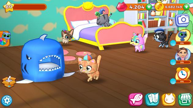 Kitty Keeper: Cat Collector screenshot 4