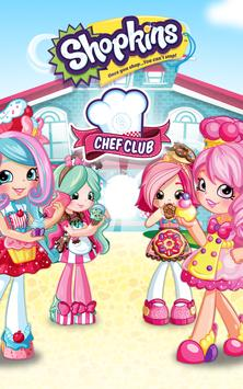 Shopkins: Chef Club Cartaz