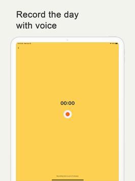 Murmullo : diario de voz captura de pantalla 7