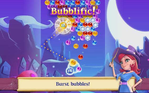 Bubble Witch 2 Saga تصوير الشاشة 12