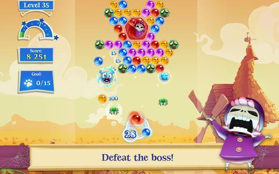 Bubble Witch 2 Saga تصوير الشاشة 13