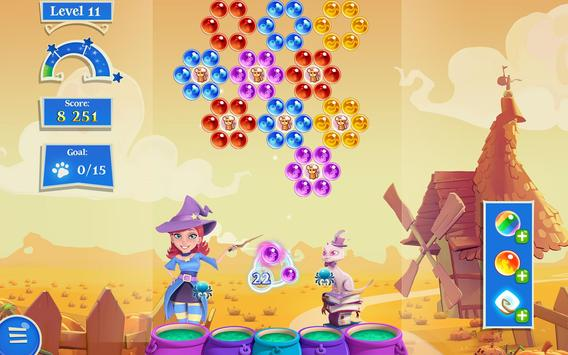 Bubble Witch 2 Saga screenshot 17