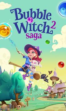 Bubble Witch 2 Saga تصوير الشاشة 4