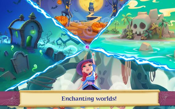 Bubble Witch 2 Saga screenshot 8