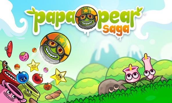 Papa Pear Saga постер