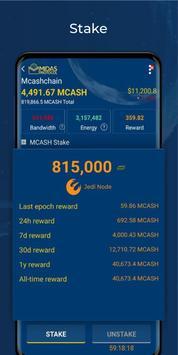 Midas Crypto Wallet: Bitcoin, Ethereum, XRP, EOS screenshot 5