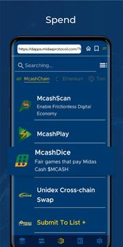 Midas Crypto Wallet: Bitcoin, Ethereum, XRP, EOS screenshot 6