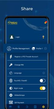 Midas Crypto Wallet: Bitcoin, Ethereum, XRP, EOS screenshot 7