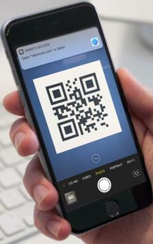 QRcode and Barcode Scanner screenshot 1