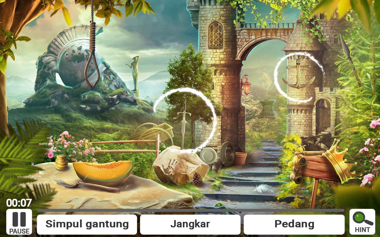 Benda Tersembunyi Kastil Permainan Misteri For Android Apk Download