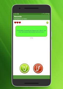 Resumão Enem screenshot 2