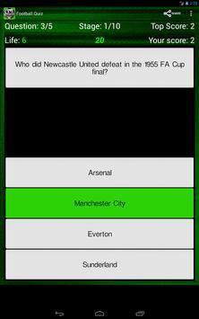 Football Quiz screenshot 9