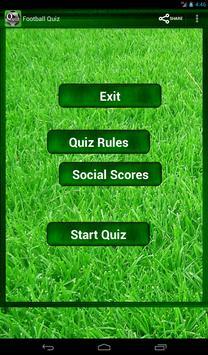 Football Quiz screenshot 11