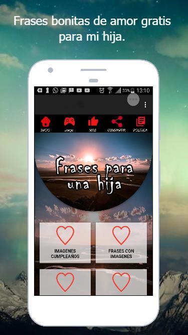 Frases Para Mi Hija Frases Bonitas Para Mi Hija для андроид