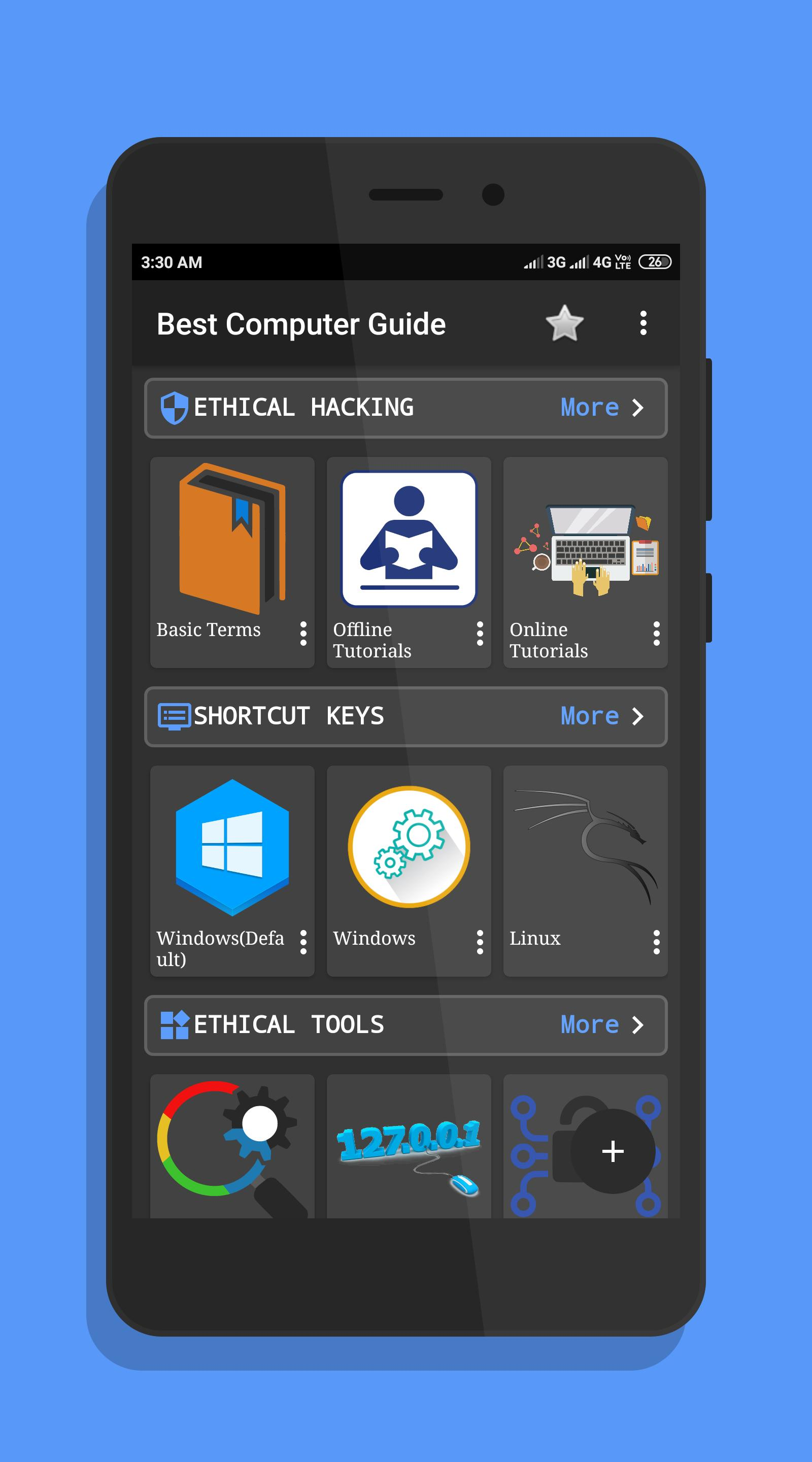 Best Computer & Ethical Hacking Guide for Android - APK Download