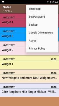 Notes screenshot 18