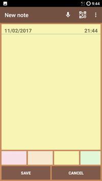 Notes screenshot 4