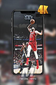 Anthony Davis Wallpaper HD 4K 🏀🏀 poster
