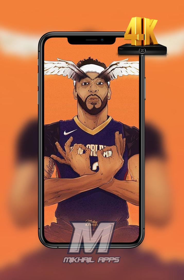 Anthony Davis Wallpaper Hd 4k For Android Apk Download