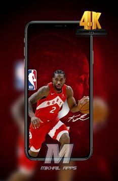 Kawhi Leonard Wallpaper HD 4K 🏀🏀 screenshot 2