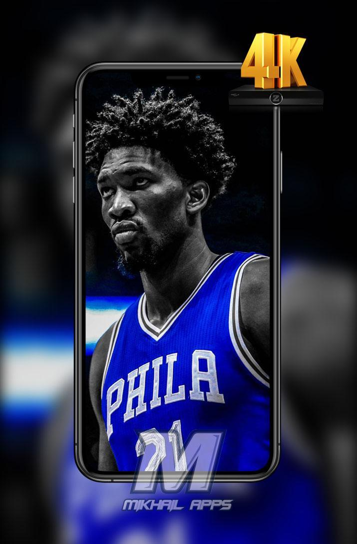 Joel Embiid Wallpaper Hd 4k For Android Apk Download