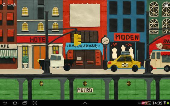 New City Live Wallpaper Free screenshot 5
