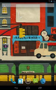New City Live Wallpaper Free screenshot 6