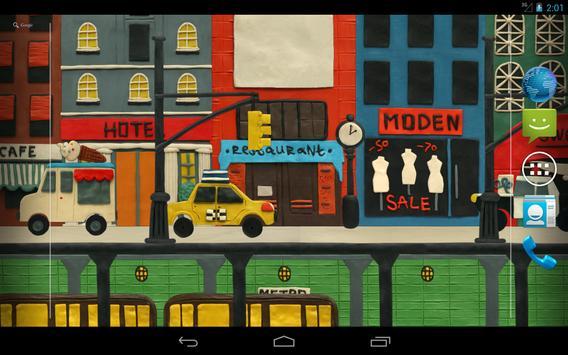 New City Live Wallpaper Free screenshot 8