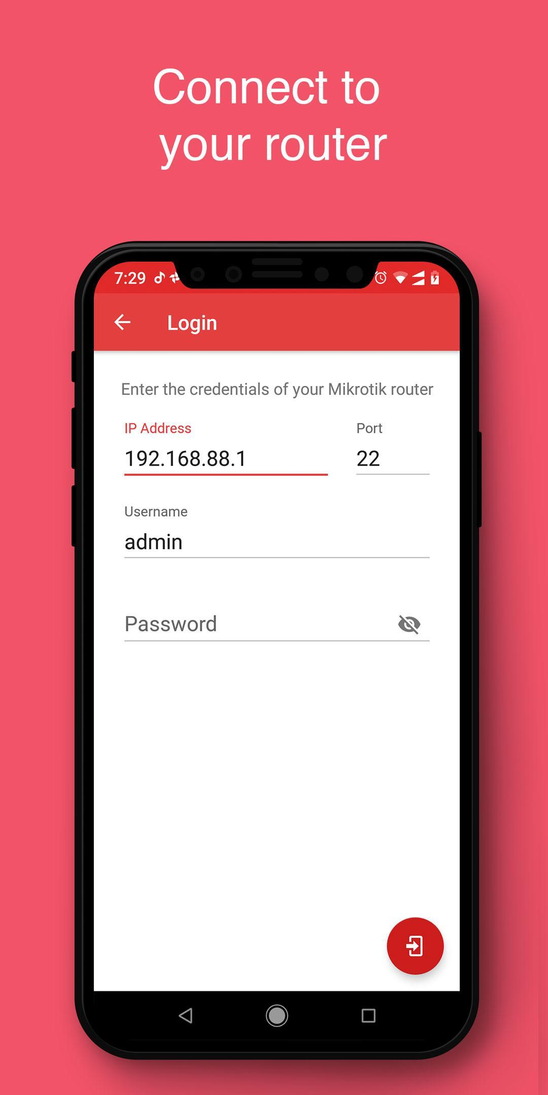 MikroTicket - sell your WiFi for time with tickets for Android - APK