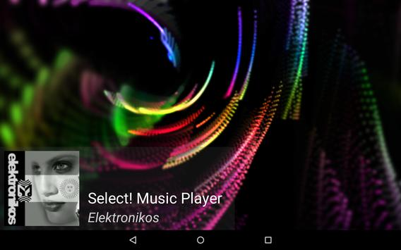 Select! Music Player Pro syot layar 8