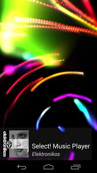 Select! Music Player Pro syot layar 2