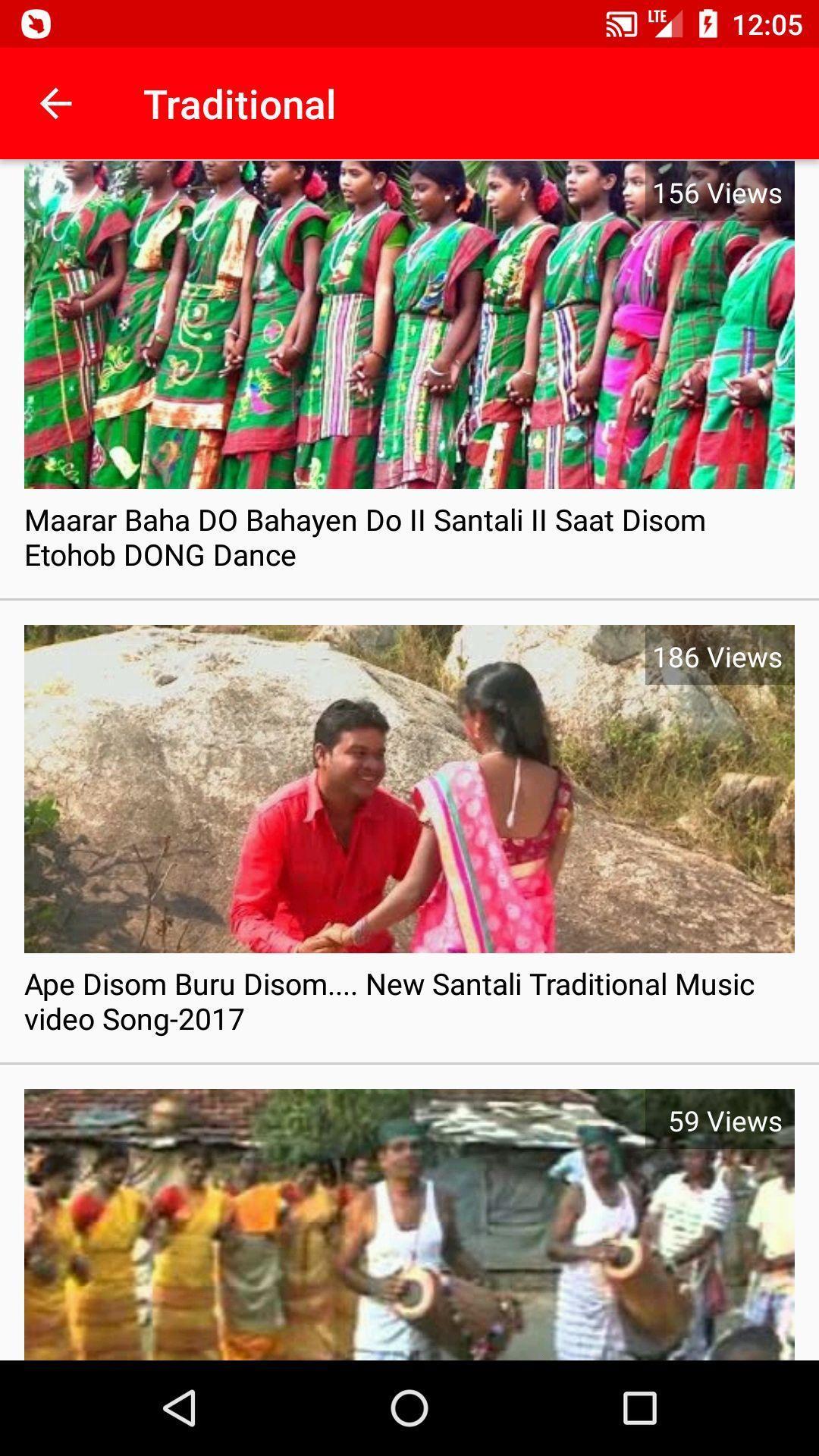 Santali Videos 2020 - Santali Song, DJ, Comedy 💃 for Android - APK Download