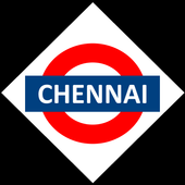 Chennai Local Train Timetable icône