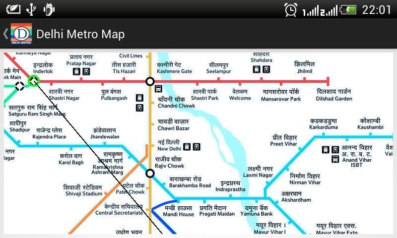 download dmrc route map