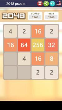 2048 Free screenshot 6