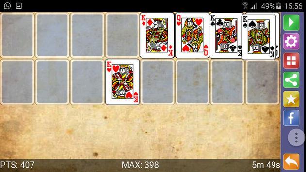 Freecell Solitaire screenshot 5