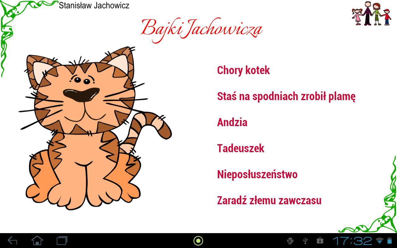 Bajki Jachowicza For Android Apk Download