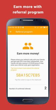 Make Money Online: Money SMS screenshot 3