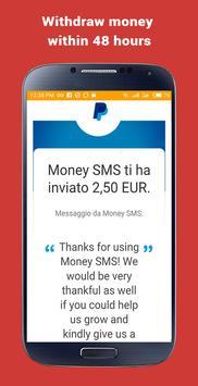 ربح المال: Money SMS تصوير الشاشة 6