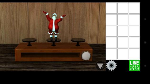 The Happy Escape - New Year Santa screenshot 4