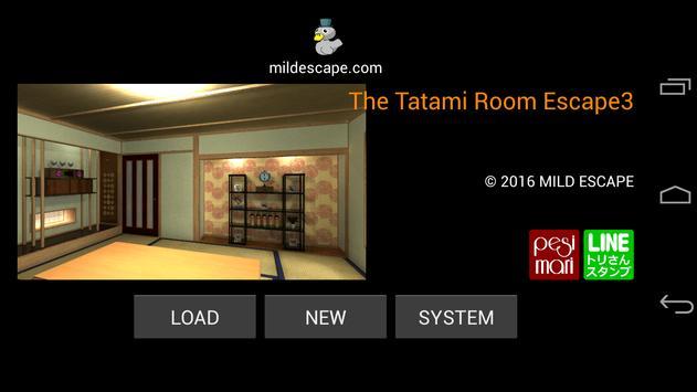 The Tatami Room Escape3 screenshot 14